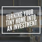 tiny homes new England investment profit