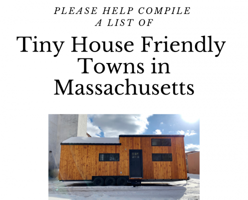 tiny house towns in massachusetts